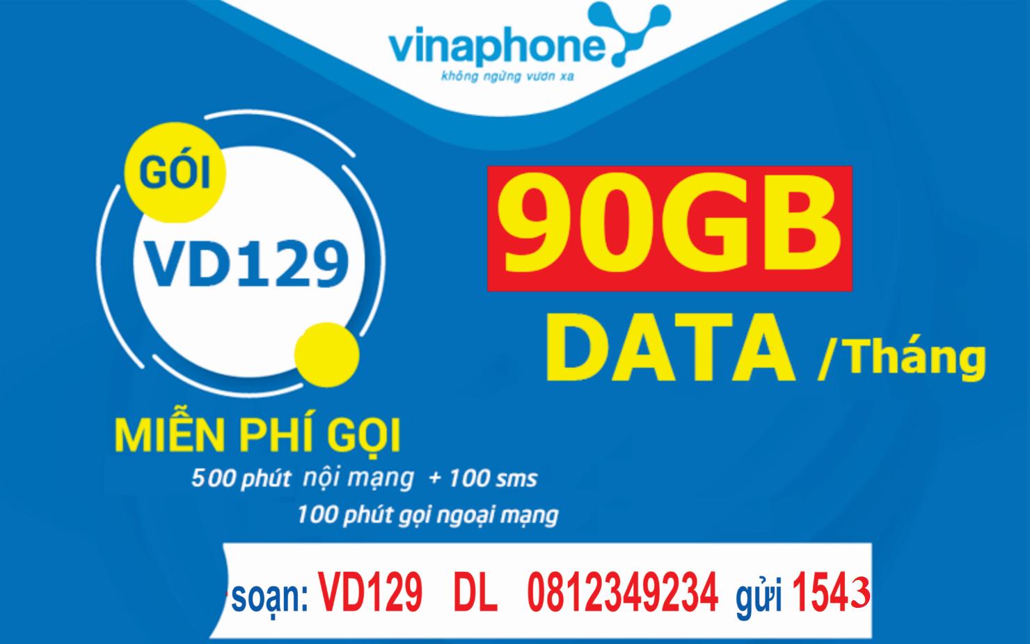 VD129 Vinaphone Cần Thơ