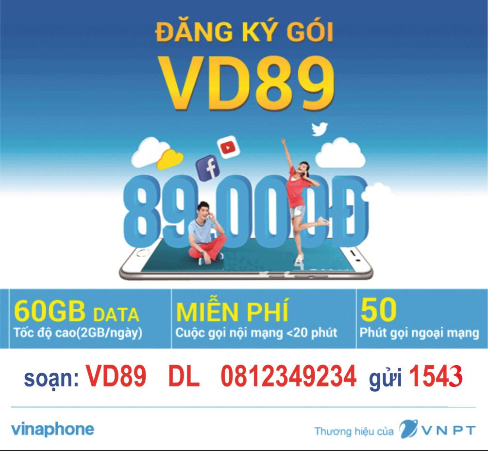VD89 Vinaphone Cần Thơ