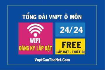 INTERNET VNPT Ô MÔN