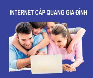 Internet Cáp Quang Gia đình