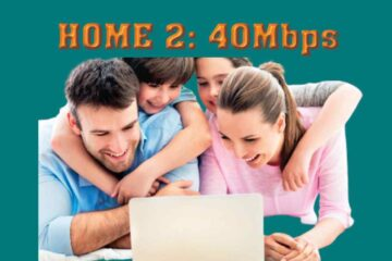 Home 2 - 40Mbps