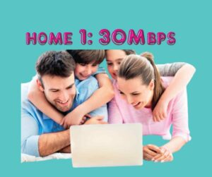 Home 1 - 30Mbps
